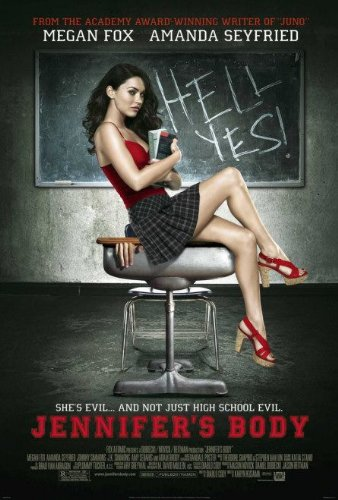JENNIFER'S BODY 13.5x20 INCH PROMO MOVIE POSTER