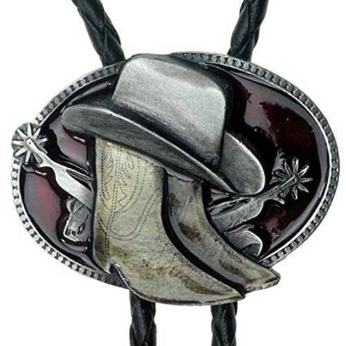 Bolo Tie CowboyHut Stiefel ebner Western Bolotie fenster ebner Stiefel  34ffcd