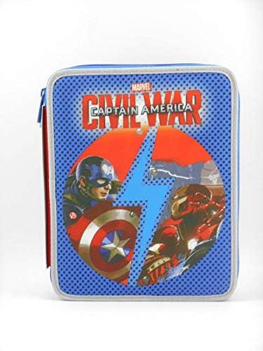 Estuche Maxi Marvel Avengers Infinity War 2 Pisos Completo + Llavero Silbato: Amazon.es: Equipaje