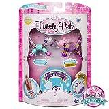 Twisty Petz Collectible Bracelet Set, Panda, Bunny & Surprise Pet 3-Pack