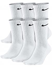 Boys Nike Performance Cushion Crew Sock (6 Pair)