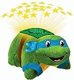 Teenage Mutant Ninja Turtles Leonardo - TMNT Dream Lites Pillow Pets Stuffed Animal Night Light