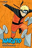 Naruto 3-in-1, Vol. 12: A Compilation of the Graphic Novel Volumes 34-36