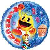 """Single Source Party Supplies - 18"""" PAC-MAN Power Up Mylar Foil Balloon"""
