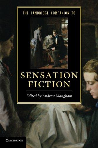The Cambridge Companion to Sensation Fiction (Cambridge Companions to Literature) pdf epub