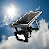 Solar-Powered-Floodlight-Spotlight-Outdoor-Waterproof-Security-Light-54led-400-Lumen-for-Home-Garden-Lawn-Pool