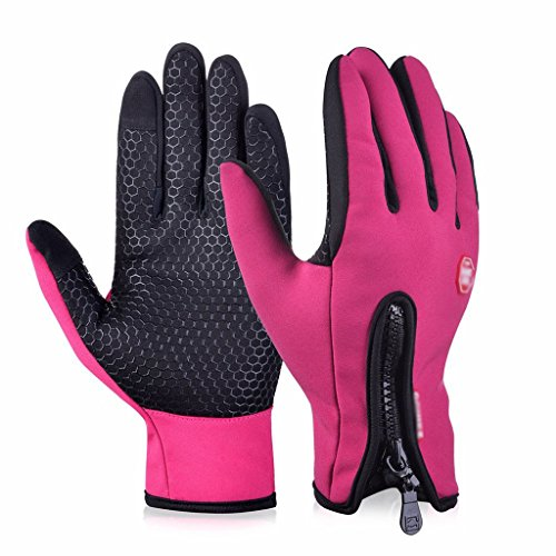 Thermal Riding Gloves - 8