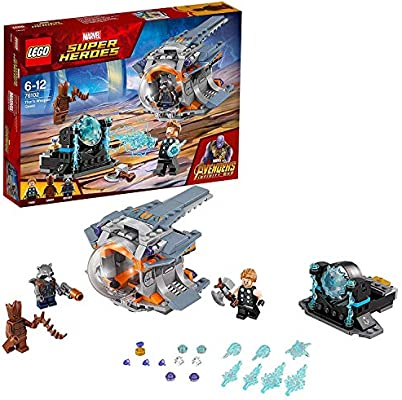 Thor Figur Minifig Avengers Endgame Infinity War 76126 LEGO Super Heroes