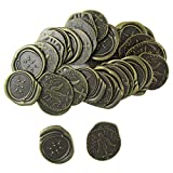 100pcs of Ancient Widow's Mite Coin,widows Mites Coins Roman Reproduction Antique Bronze Coins by Glary
