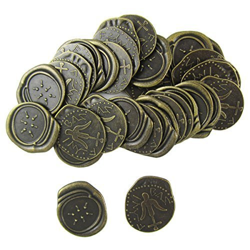200pcs of Ancient Widow's Mite Coin,widows Mites Coins Roman Reproduction Antique Bronze Coins by Glary by Glary