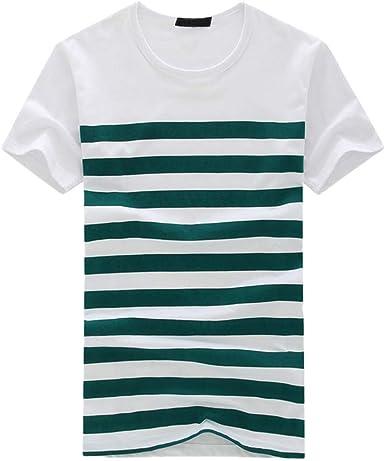 LANDF-OX 丨camiseta basica丨ropa hombre丨camisetas Basicas ...