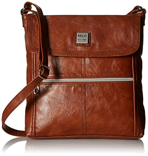 relic-womens-erica-flap-crossbody-bag-cognac-one-size