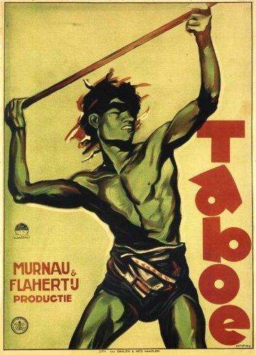 Tabu: A Story of the South Seas Movie Poster (27 x 40 Inches - 69cm x 102cm) (1931) Dutch -(Matahi)(Anne Chevalier)(Bill Bambridge)(Hitu) (Tabu A Story Of The South Seas)