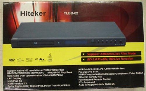 Best savings for Hiteker TLBD-02 Blu-Ray Player