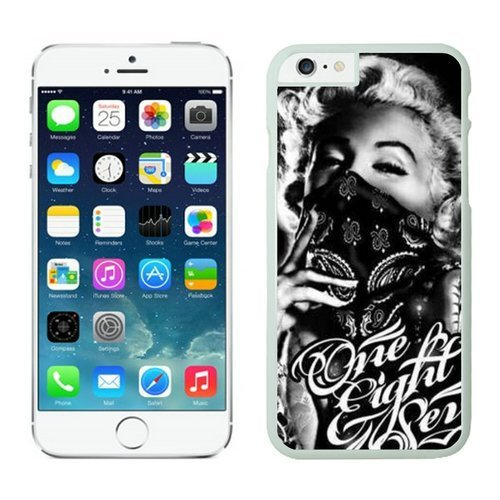 Marilyn Monroe Case Cover for apple iPhone 6/6s plus 5.5inch transparent TPU #001b