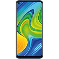 Xiaomi Redmi Note 9 Smartphone, Dual SIM, 64GB, 3GB RAM, Midnight Grey