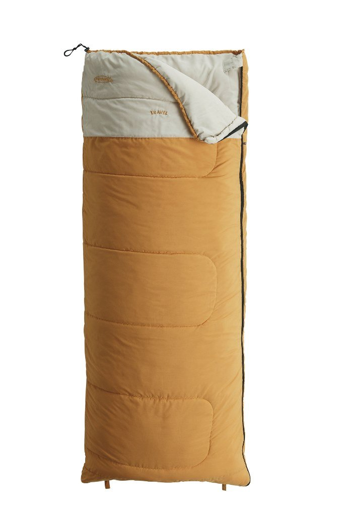 Ferrino Saco de dormir Saco de dormir Travel - 200, Beige, 200, 026610: Amazon.es: Hogar