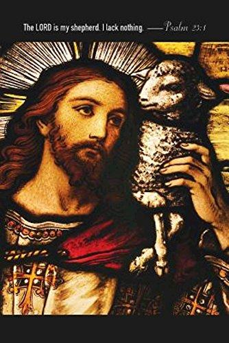 Download The Lord Is My Shepherd Scripture Bulletin (Pkg of 50) pdf