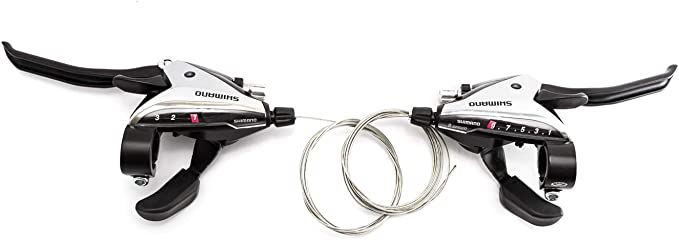 Fahrrad Schalthebel Satz für Shimano EF65-7 3×7-Gang Fahrrad Bremshebel JF