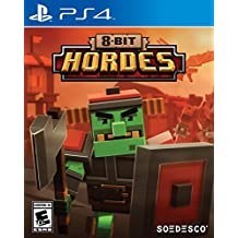 8 Bit Hordes - PlayStation 4