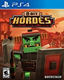 8 bit video game console - 8 Bit Hordes - PlayStation 4