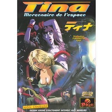 Tina Mercenaire De L Espace Manga Amazon Co Uk Dvd Blu Ray