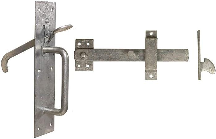 Suffolk Latch Zinc Plated 180mm