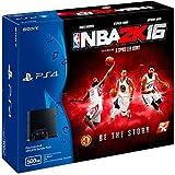 Sony PS4NBA / SNY-BD-PS4-NBA17 PS4NBA PlayStation 4 Bundle w/ Call of Duty: Black Ops III and NBA 2K17