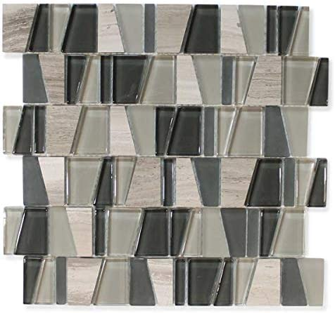 Glass /& Stone Mosaic Tile