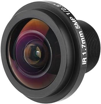 "1//2.5/"" Mini Lens 1.7mm Ultra Wide Angle For CCTV IR HD AHD TVI 1080P Camera ZJP"