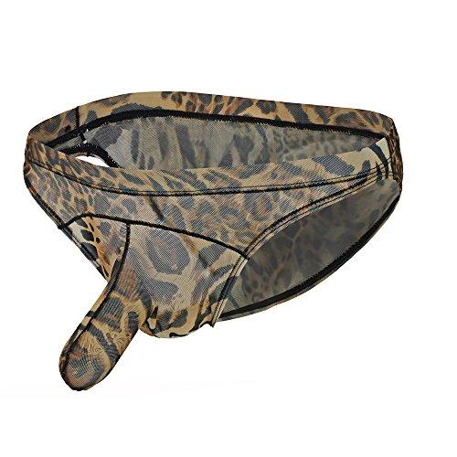 f0463af2c04 Jual MJL Men's Underwear G-String Thong Elastic Smooth Bikini Briefs ...