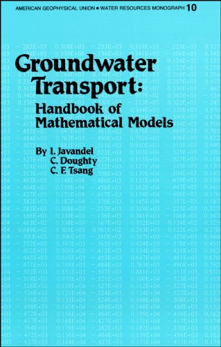 Groundwater Transport: Handbook of Mathematical Models (Water Resources Monograph)
