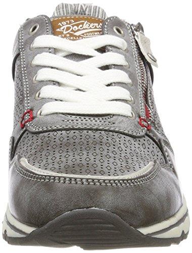 600100 da uomo Black Gerli 100 nere schwarz Sneakers By Dockers 42mo003 tTpUOTqw