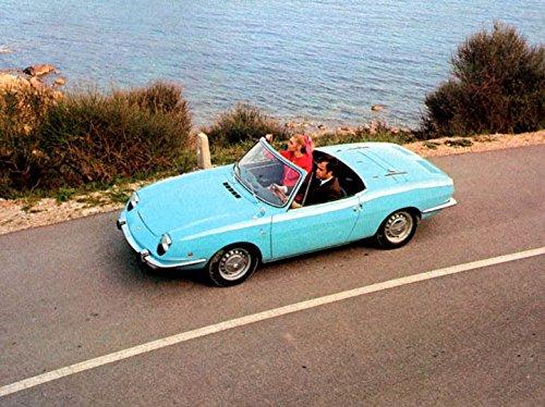 850 Spider Fiat (1971 Fiat 850 Sport Spider Factory Photo)