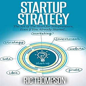 Startup Strategy Audiobook
