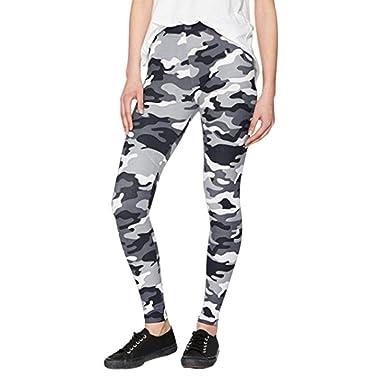 b881e981b1c0c Angelof Legging Sport Militaire Femme Pantalon Yoga Camouflage Fille Pants  Elastique Taille Haute sans Couture Jogging: Amazon.fr: Vêtements et  accessoires