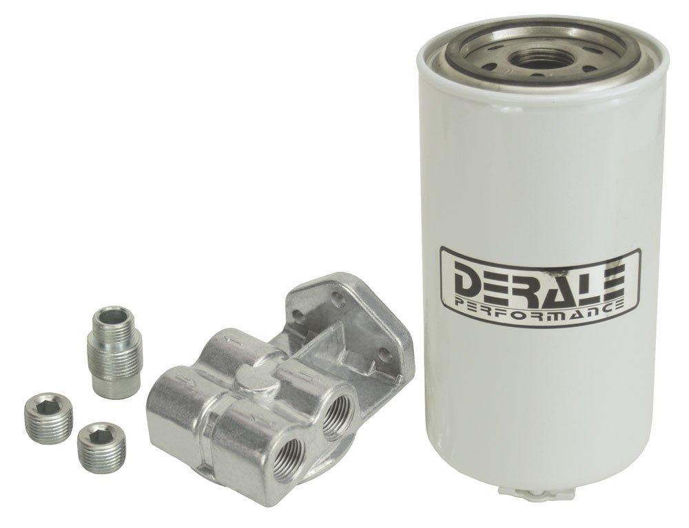 Derale 13070 Fuel Filter/Water Separator Kit