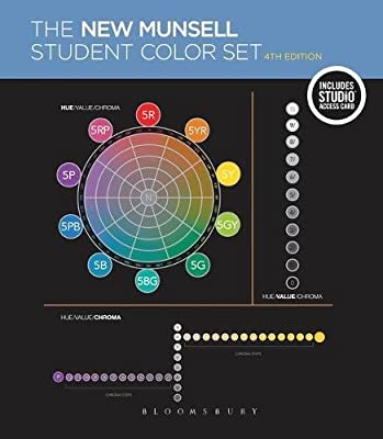 The New Munsell Student Color Set: Bundle Book + Studio Access Card