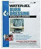 Water-Jel(R) Technologies 4'' X 16'' Foil Pack Sterile Gel-Soaked Burn Dressing
