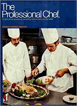 Book Professional Chef, The