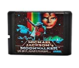 Taka Co 16 Bit Sega MD Game Michael Jackson's Moonwalker 16 bit MD Game Card For Sega Mega Drive For Genesis