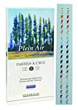 Sennelier Soft Pastels- Half Stick Set of 80 Landscape Colors
