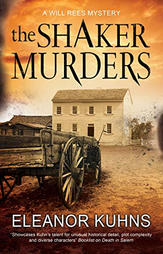 (Shaker Murders, The (A Will Rees Mystery))