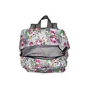 JanSport Unisex Spring Break Multi Concrete Floral Backpack