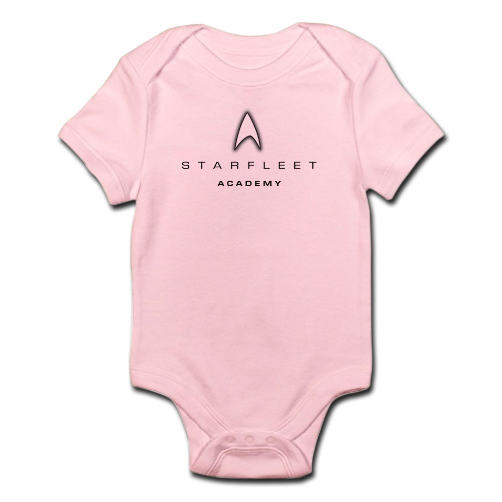 CafePress - Star Trek: Starfleet Academy - Cute Infant Bodysuit Baby Romper