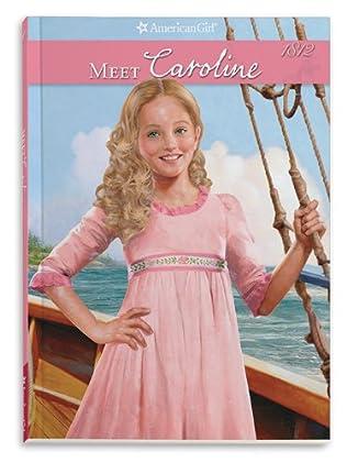 book cover of Meet Caroline
