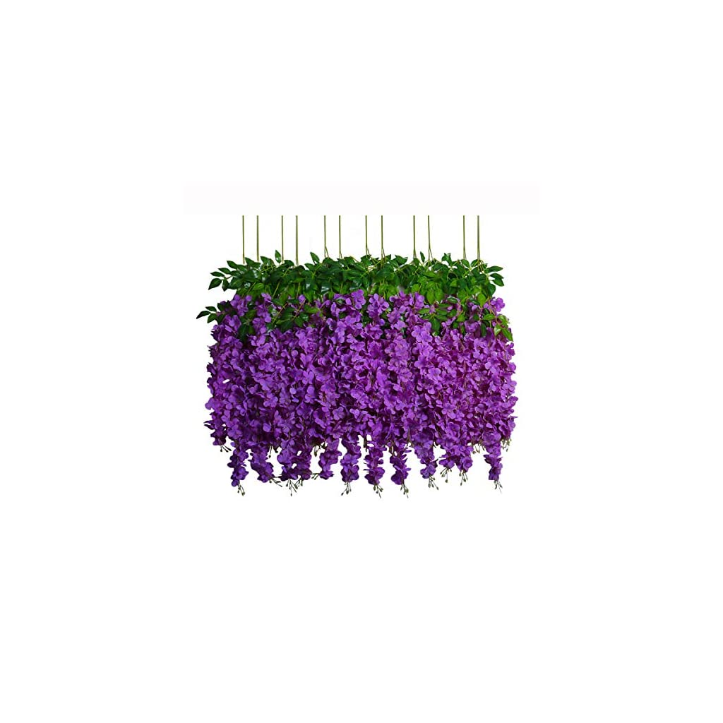 UArtlines-12-Pack-36-FeetPiece-Artificial-Fake-Wisteria-Vine-Ratta-Hanging-Garland-Silk-Flowers-String-Home-Party-Wedding-Decor-Extra-Long-and-Thick