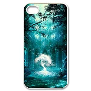 GGMMXO Fanstasy world Phone Case For Iphone 4/4s [Pattern-1]