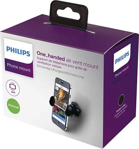 PHILIPS in-Car Mobile Phone Holder
