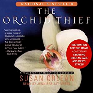 The Orchid Thief Audiobook